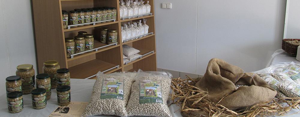 Vente de mogette en bocaux à Saligny (85)